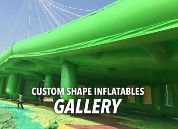 Custom Shape Inflatables