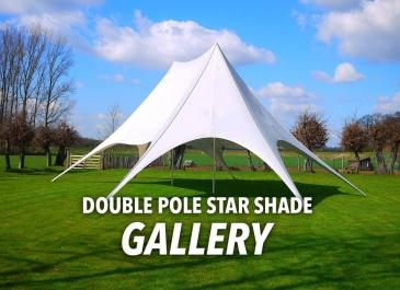 Double Pole Star Shades